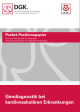 Pocket-Positionspapier Gendiagnostik bei kardiovaskulären Erkrankungen (Version 2015)