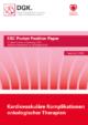 Pocket-Positionspapier: Kardiovaskuläre Komplikationen onkologischer Therapien (Version 2016)