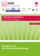 Pocket-Leitlinie: Prävention von Herz-Kreislauf-Erkrankungen (Version 2016)