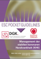 Pocket-Leitlinie: Management der stabilen koronaren Herzkrankheit (KHK) (Version 2013)