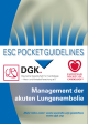 Pocket-Leitlinie: Lungenembolie (Version 2014)